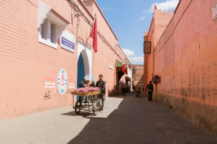 Kasablanka - Marakeša